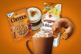 Dunkin Donuts Pumpkin Spice Latte Caffeine by Pumpkin Spice Glut Arrives Earlier Than Ever The New York Times