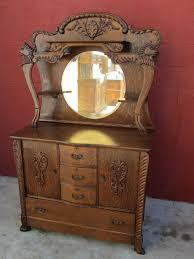 Buffet Perfect Antique Dining Room Server Lovely American Sideboard Furniture