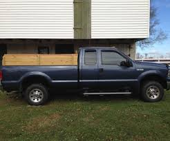 Pickup Truck Sideboards/Stake Sides - Ford Super Duty: 4 Steps ... Covers Truck Bed Fiberglass 135 Used Gmc Sonoma Accsories For Sale Dodge Ram Shelby And Sons Auto Salvage Parts Wheels Used Ford Dually Pickup Truck Bed From Lariat Le Fits 1999 2007 4 2002 2500hd Pickup Sale By Arthur Trovei Monroe Gii Steel Flatbed Dickinson Equipment 2005 F150 Regular Cab Long 4x4 46 V8 Great Work Wood Options Chevy C10 And Trucks Hot Rod Network How To Buy A Beds Bonander Trailer Sales New Dealer
