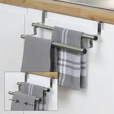 küchen handtuchhalter handtuch halter für schranktüren