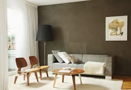 klassikerstuhl mit coffeetable sofa und bild kaufen