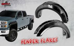 Grizzly Fender Flares Pocket/Rivet Style – Grizzly Trucks
