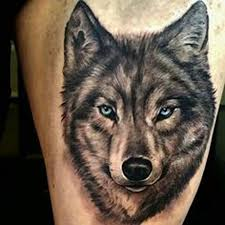 Magnificent Wolf Tattoo Designs Ideas