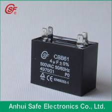 Cbb61 Ceiling Fan Capacitor by China Ceiling Fan Capacitor Cbb61 China Ac Capacitor Fan