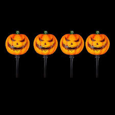 Halloween Flickering Light Bulbs by Lights Halloween Lights Halloween Decorations The Home Depot