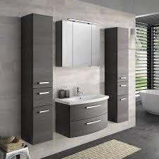 badezimmer komplett set fes 4010 60 mit 80cm keramik waschtisch spieg