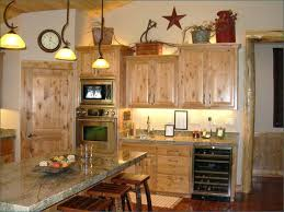 Full Image For Rustic Kitchen Decor Items Cabin Decorating Ideas