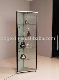 small corner glass display cabinets 32 with small corner glass