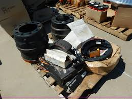 100 Kansas Truck Equipment Assorted Truck Equipment Item BJ9510 SOLD June 17 Vehic