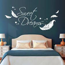 dekoration wandtattoo sweet dreamsgute nacht träumen