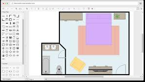 Free Floor Planning Free Bedroom Floor Plan Template