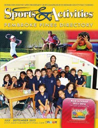 Floor And Decor Pembroke Pines Hours by Pembroke Pines Sports And Activities Directory By Sports