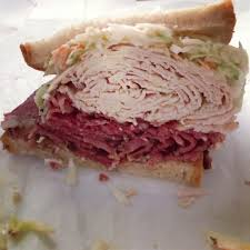 100 New York On Rye Food Truck Saturday Sandwich From Ridge Deli Young And Starved