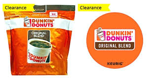 Dunkin Donuts Coffee Price Original Blend Or Count K Cups Prices