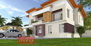 100 Modern Residential Architecture Floor Plans Contemporary Nigerian Home Design