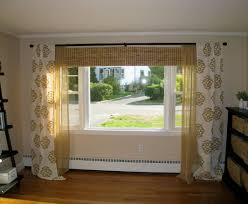 ideas for bay windows in a living room concept
