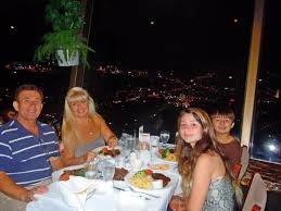 world famous falls view dining skylon tower revolving dining