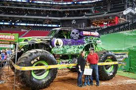 100 Monster Trucks Green Bay Jam Mercedes Benz Stadium