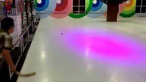 Yogyakarta City Mall Sky Rink On Coconut Island Synthetic Ice With Xtraice