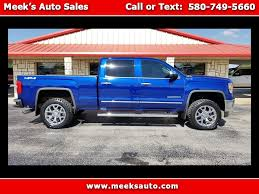Used Cars For Sale Marlow OK 73055 Meek's Auto Sales Used Cars For Sale Oklahoma City Ok 73141 A G Auto Inc 2019 Chevy Silverado 1500 Lt 4x4 Truck For Ada Jt735 Craigslist Tulsa And Trucks By Owner Options Cars Sale Okc On Vimeo 2018 Gmc Sierra 2500 Heavy Duty Denali In Trucks For Sale In Ford F650 On Buyllsearch 2017 Ram Tradesman Rwd Perry Pf0124 Marlow 73055 Meeks Sales Hudiburg Dealership In Chandler 2005 Chevrolet Crew Cab 73114 Tlequah 74464 Chris Pruitt