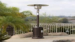 Fire Sense Deluxe Patio Heater Stainless Steel by Belleze 48000btu Premium Patio Heater Propane Csa Certified