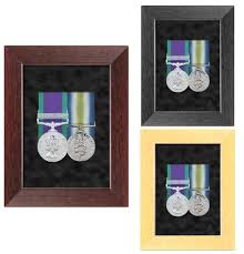 Medal Display Case For 1 To 2 Medals