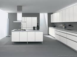 White Cabinets Chairs Grey Floor Pictures Of Kitchens Modern Kitchen Page 2