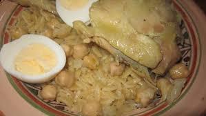 apprendre a cuisiner algerien tlitli au poulet sauce blanche recette cuisine algerienne