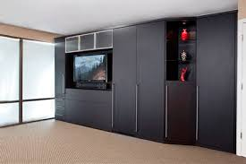 Custom Zoom Room Murphy Bed Cabinets