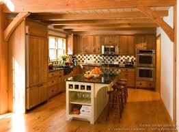 Log Cabin Kitchens Kitchen American Woodmark Cabinets Prices Inc