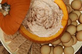 Pumpkin Fluff Recipe Cool Whip by Carolina Charm Happy 1st Day Of Fall Pumpkin Dip