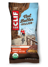 CLIFR Nut Butter Filled Bar
