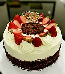 We are in food heaven and We Take the Cake took us there with a single bite of their strawberry cake It features layers of impossibly moist cake