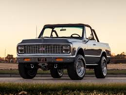 Ringbrothers Gives Classic Chevrolet Blazer Modern Muscle - CarBuzz