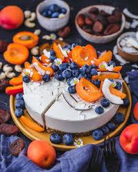 veganer käsekuchen ohne backen food n photo rezepte food fotografie content creation