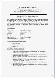 Resume Sample CA CMA CWA Having 18 Years Rich Experience In Finance Accounts