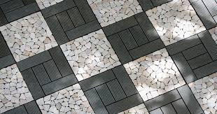 Outdoor Floor Tiles Eco Friendly