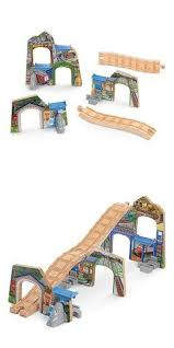 Tidmouth Sheds Wooden Ebay by Accessories 113513 Thomas The Train Wooden Railway Moves New