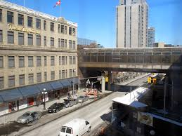 rideau shopping centre stores rideau centre history part 6 the transit mall urbsite