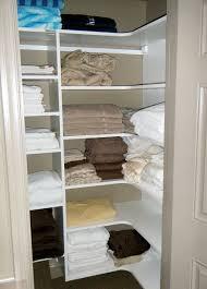 Brilliant Ideas Linen Closet Shelving 16 Shelves 2 Home Closet