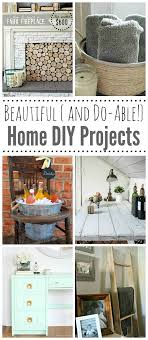 Fabulous Collection Of Rustic DIY Projects For Your Home These Are Totally Do Able