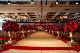 Indian Wedding Entrance Decorations Unique Ceremony Mandap Decor By Elegant Affairs Inc