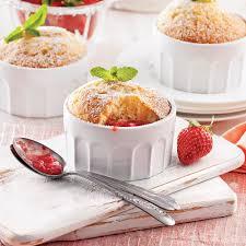 dessert aux fraises pouding aux fraises desserts recettes 5 15 recettes express