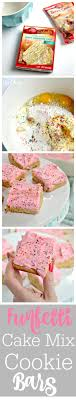 Best 25 Funfetti cake mix cookies ideas on Pinterest