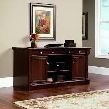 Sauder Palladia Executive Desk Assembly Instructions by Amazon Com Sauder Palladia Credenza Select Cherry Finish