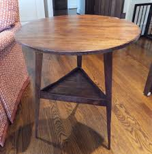 This Antique Reproduction Table Was A Little Tricky To Make The Smaller Legs Don