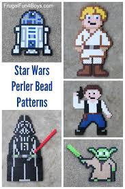 Star Wars Pumpkin Carving Ideas 2015 by Star Wars Perler Beads Patterns