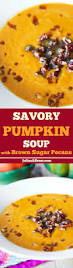 Vitamix Pumpkin Curry Soup by Best 25 Pumpkin Soup Recipes Ideas On Pinterest Healthy Pumpkin