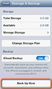 How to back up iPhone data before upgrading to iOS 8