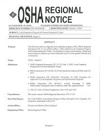 REGIONAL NOTICE Forklift Top 6 Common Osha Compliance Pitfalls For Powered Sample Generic Checklist Industrial Trucks Youtube Gensafetysvicespoweredindustrialtruck The Safety Drumbeat Ignored As Often Its Heard University Operator Traing Osha Forklift Fact Sheet Elegant Etool Associated Regulations Required Power Truck Features Continue To Evolve Ehs Pit Pp T